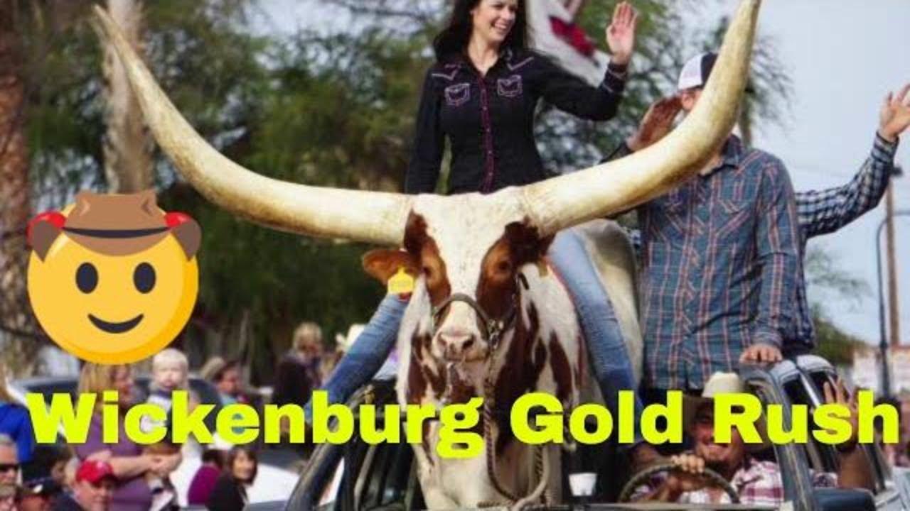 Gold rush days wickenburg az