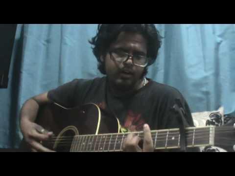 Janam Janam (acoustic cover)| Arijit Singh | Dilwale | Aaron Rodrigues