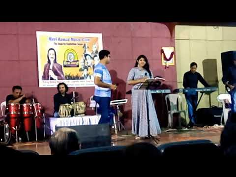 Kaisa Lagta hai:Baghi, Anuradha Paudwal n Amit Kumar, 💕Rajeev ~Kunjal💕Beautiful song, Salman~Nagma