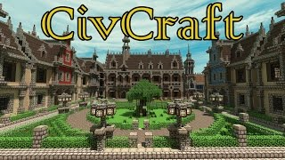 CivCraft | #9 Ухудшения цивкрафта и 3-ий город