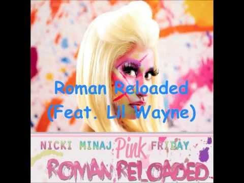 Roman Reloaded (Feat. Lil Wayne) (Speed Up)