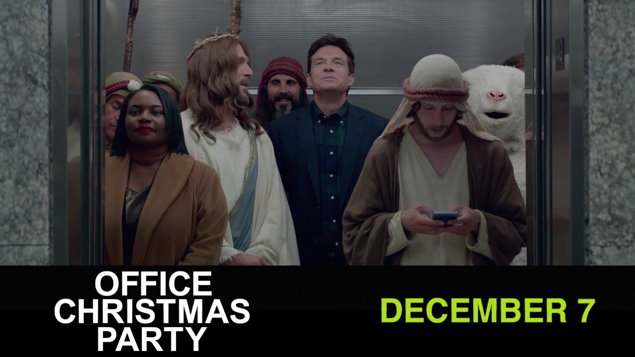Office Christmas Party Trailer.Office Christmas Party Trailer B