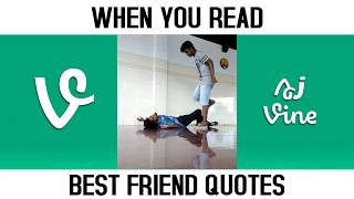 BEST FRIEND QUOTES GONE WRONG | MALAYALAM VINE COMEDY 2017