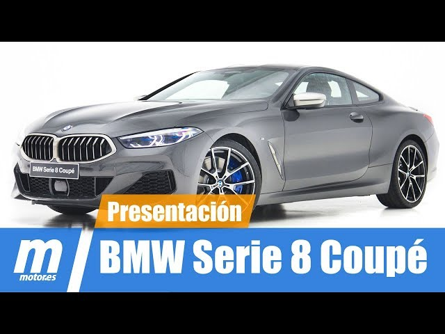 Nuevo BMW Serie 8 Coupé | Primer contacto | G15 vs E31