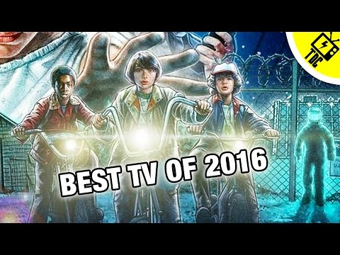 The 11 Best TV Shows of 2016! (The Dan Cave w/ Dan Casey)