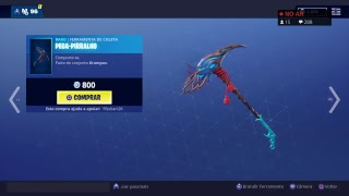 Fortnite PT/BR-NEW FROZEN LEGENDS PACK and NEW KRAMPUS SKIN IN STORE