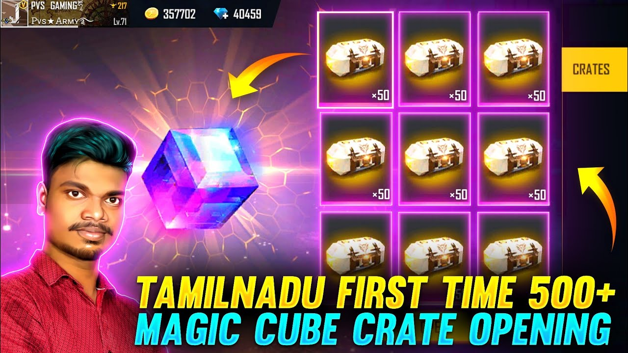 Download 💥 திருட்டு குட்டி வேலை 😡 Opening 1000 Magic Cube Crate And Exchanging With All Magic Cube Bundles