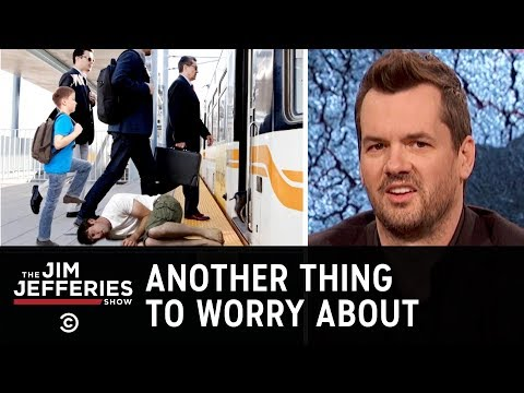 Oh No, It Turns Out Infrastructure Is Crumbling Everywhere - The Jim Jefferies Show