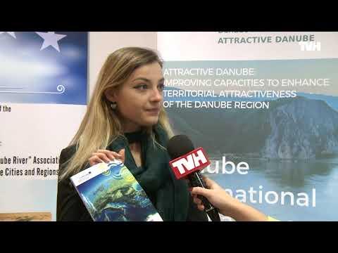 """""""Attractive Danube"""" - Cum putem transforma macroregiunea Dunării  într-un loc atractiv și locuibil"""