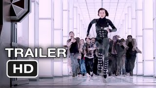 Resident Evil Retribution Trailer #2 - Milla Jovovich, Paul WS Andersen (2012) HD