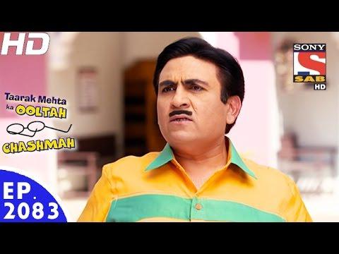 Taarak Mehta Ka Ooltah Chashmah - तारक मेहता - Episode 2083 - 30th November, 2016