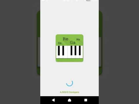 Sargam Piano Notes Android Apps on Google Play