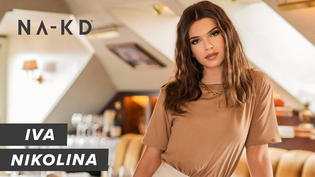 Iva Nikolina - 5 Chic Outfits for Summer | NA-KD 1