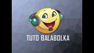 Lecture et conversion de texte en MP3 avec Balabolka screenshot 1