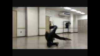 B-BOY ZAKAO ウィンドミルバリエーション集2