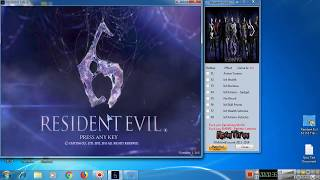 resident evil 6 trainer DirectX 9 Version 1.0.6
