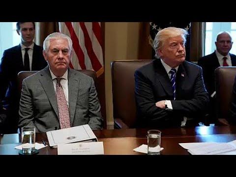 تراجع أمريكي عن تصريحات تيلرسون بشأن الانفتاح على محادثات مباشرة مع كوريا الشمالية…  - نشر قبل 2 ساعة