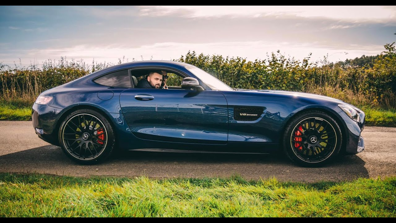 Mercedes AMG GTC Coupe Review - YouTube