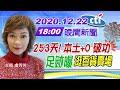 【#LIVE】20201222中天晚間新聞 253天!本土+0 破功!足跡曝 逛百貨賣場