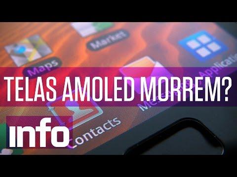 INFOlab Responde: Por que os pixels das telas Amoled morrem?