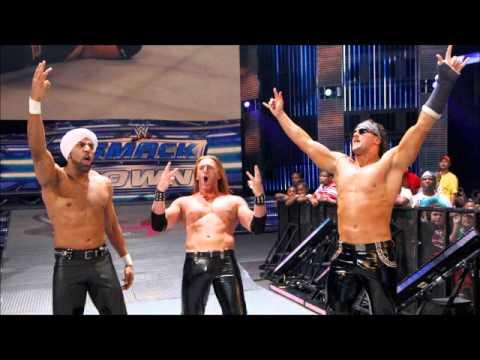 3MB 2nd WWE Theme-