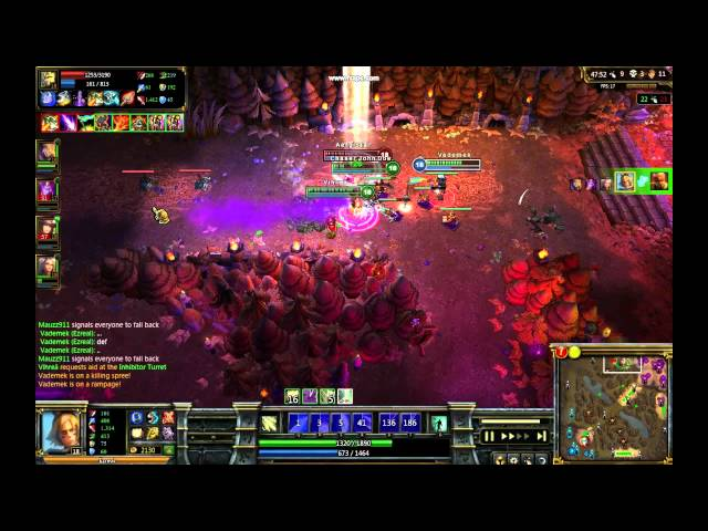 Ezreal AP | Montage | - League of Legends