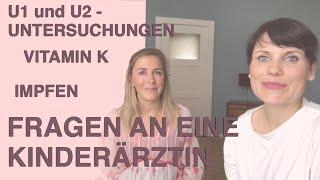 083 - U1, U2, Vitamin K und Impfen: Interview mit der Ärztin Dr. Nikola Klün