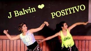 Dance Fitness Routine |Choreography Vijaya Tupurani  | Positivo | J balvin | Michael Brun .