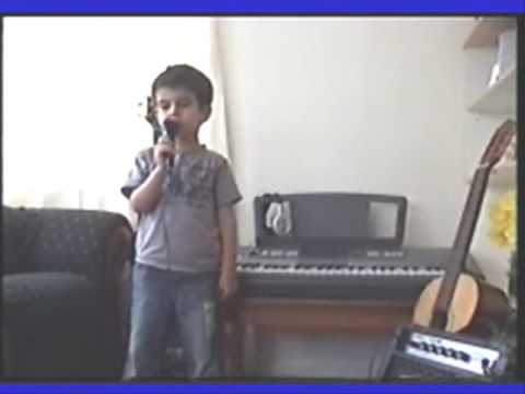 5 Year Old Persian singer (SAMEI) new video 3 songs
