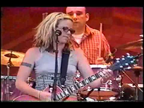 Kay Hanley Sheltering Sky live @ the Hatch Shell Boston 2001