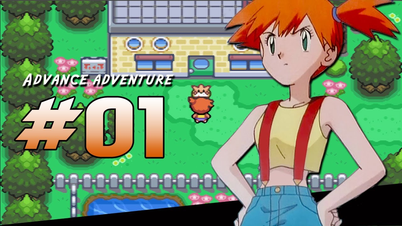 Pokemon Advanced Adventure  Part 1: So so poor  YouTube