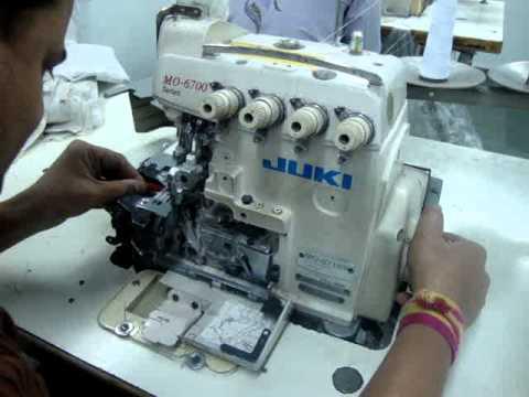 40 THREAD OVERLOCKING MACHINE YouTube Interesting Orbito Sewing Machine Manual