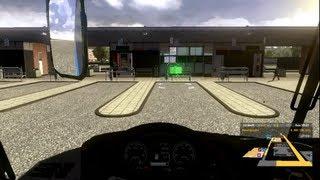 Rodoviária mod bus tur (Euro truck simulator 2)