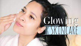 My REAL Skin Care Routine 2019 - MissLizHeart