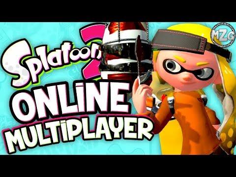 The Squeezer! - Splatoon 2 Online Gameplay - Episode 53