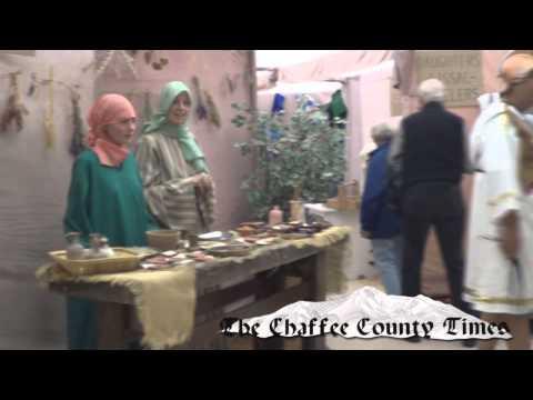 12-14-12 Bethlehem Marketplace Walk-Through Drama