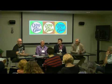 Queers & Comics: Publishing & Self-Publishing