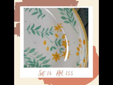 Prettyplates By Anna Set 14