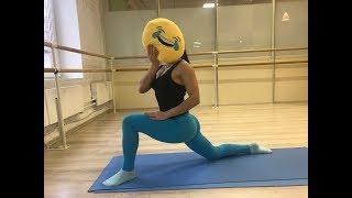 Эффективный стретчинг(30-минутная тренировка)