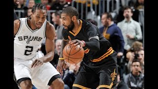 Kyrie Irving Agrees To Sign Extension With San Antonio Spurs If Cleveland Cavaliers Trade Him