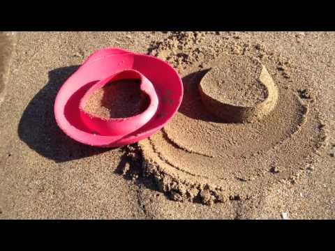 Формочка для песка, снега и ванны Quut SunnyLove