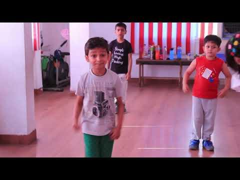 Dance Alive Kids swag se swagat