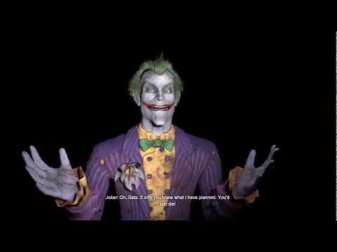 Batman Arkham City: Joker Game Over HD