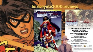 Lady Rawhide/Lady Zorro #1 comic book review 204