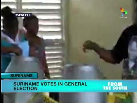 Suriname Holds General Elections