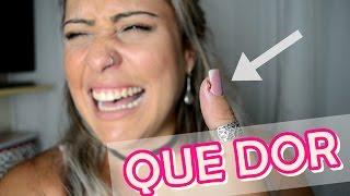 MACHUQUEI FEIO O DEDO Por Camila Rossado