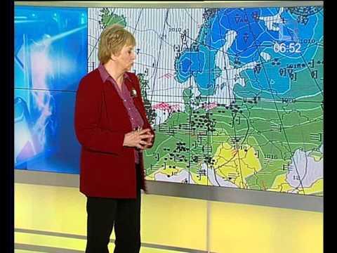 A. Galvonaitės komentaras, kokių orų išdaigų galime tikėtis iš balandžio mėn. (2012 04 05)