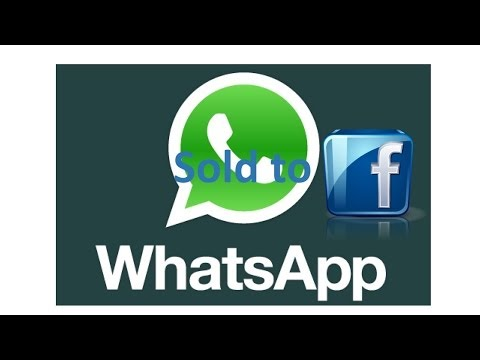Facebook buys Whatsapp for $19 Billion!!!!!!