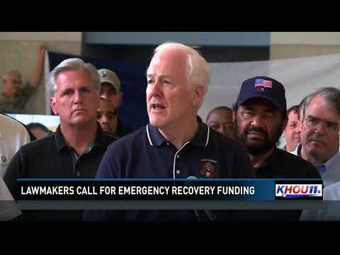 Lawmakers call for emergency recovery funding