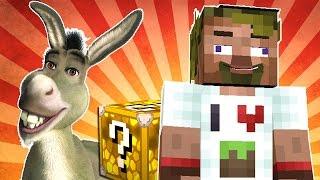 ч.03 Lucky Block Wars Minecraft - Ослиный наезник, ЧТОООО????